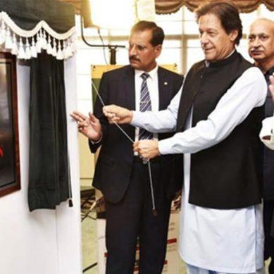 حکومت نےعام آدمی کےلیے سفری سہولت پر توجہ دی ہے۔عمران خان