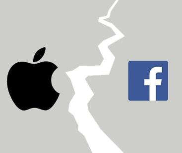 فیس بک اور آئی فون کا تنازع کیا شکل اختیار کرے گا