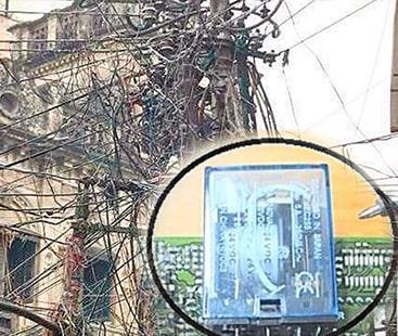 ٹیکنالوجی کے ذریعے بجلی چوری کا سدباب ہوگا