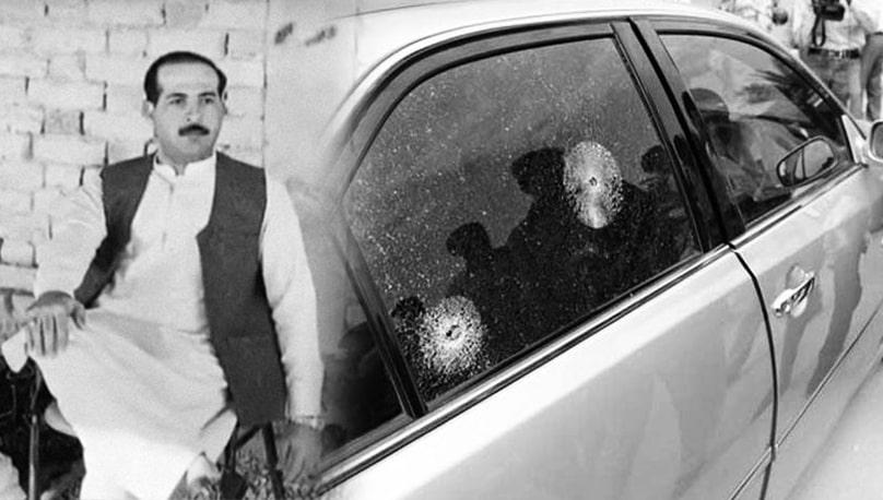 کراچی فائرنگ، پی ایس پی رہنما جاں بحق