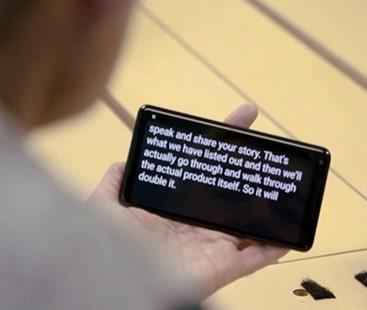 گوگل نے سماعت سے محروم افراد کے لئے سہولت فراہم کردی