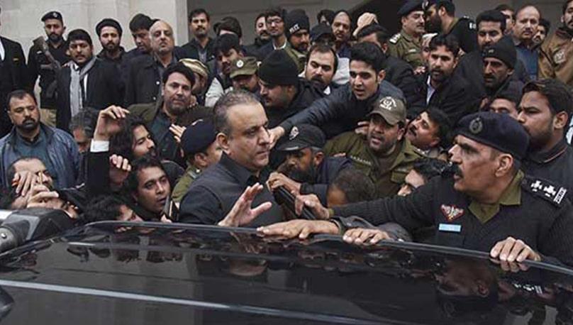 عبدالعلیم خان لاہور  احتساب عدالت میں پیش جسمانی ریمانڈ میں 10 روز کی توسیع