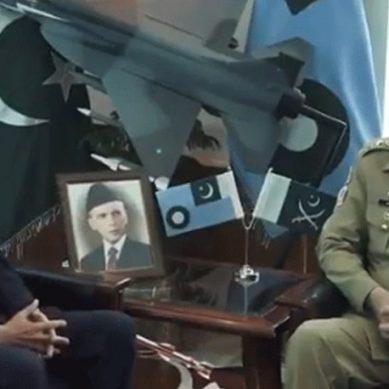 پاک فوج بھارتی جارحیت کا منہ توڑ جواب دینے کے لیے تیار ہے:آئی ایس پی آر