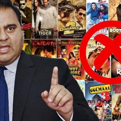 پاکستان نے بھارتی فلموں کا بائیکاٹ کر دیا