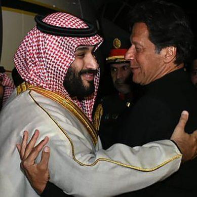 سعودی ولی عہد محمد بن سلمان دو روزہ دورے پر پاکستان پہنچ گئے