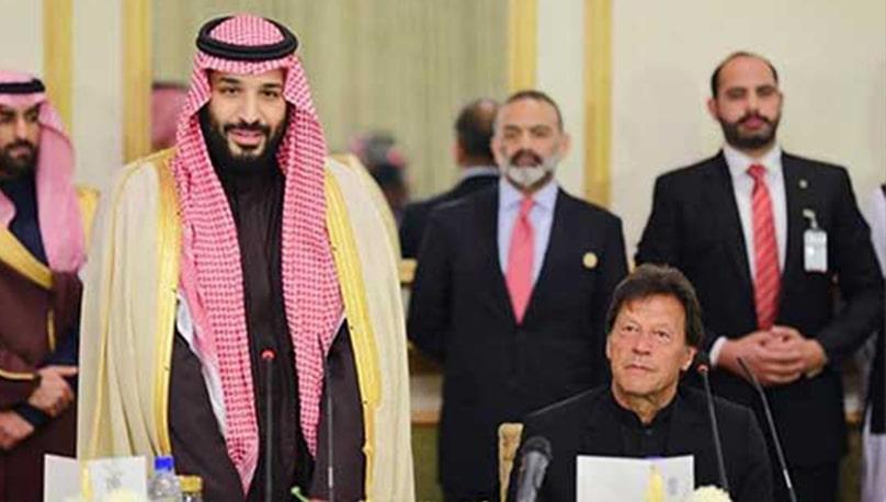 امید ہے عمران خان کی قیادت میں پاکستان ترقی کرے گا: سعودی ولی عہد