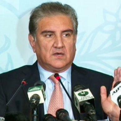 پاکستان مناسب جواب کا حق محفوظ رکھتا ہے: وزیر خارجہ شاہ محمود
