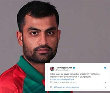 بنگلہ دیشی کھلاڑیوں کی حفاظت کیلئے بین الاقوامی کھلاڑی میدان میں آگئے