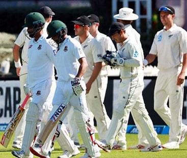 مسجد حملے کے بعد بنگلادیش اور نیوزی لینڈ کے درمیان تیسرا ٹیسٹ منسوخ