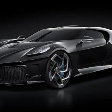 لا وائٹور نوائر دنیا کی مہنگی ترین کار