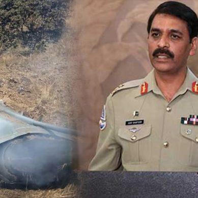 پاکستان کے ہاتھ باندھ کر بھارت کو کھلا نہیں چھوڑا جاسکتا، میجرجنرل آصف غفور