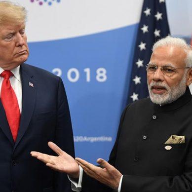 امریکی صدر ڈونلڈ ٹرمپ انڈیا کیوں جارہے ہیں؟