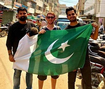 پاکستان کی خوبصورتی امریکی سیاح کو بھا گئی