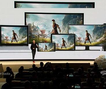 گوگل نے ویڈیو گیم اسٹریمنگ کا اعلان کردیا