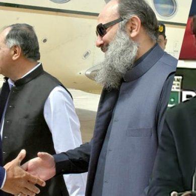 پاک فوج اور حکومت بلوچستان جوائنٹ وینچر منصوبوں سمیت گوادر ائیر پورٹ کا سنگ بنیاد رکھ دیا گیا