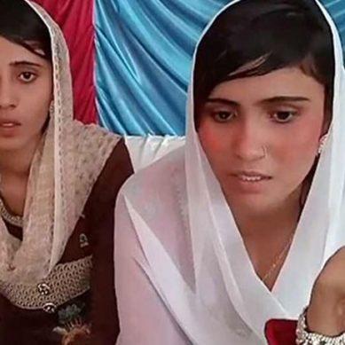 اپنی مرضی سے اسلام قبول کرکے شادی کی، مبینہ گمشدہ ہندو لڑکیوں کا اعترافی بیان