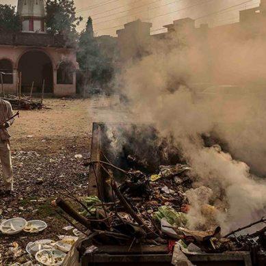 بھارت کے پندرہ شہر آلودگی کا ڈھیر
