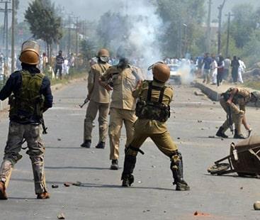 مقبوضہ کشمیر میں مزید 10 ہزار بھارتی فوجی تعینات