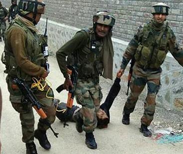 مقبوضہ کشمیر میں بھارتی فوج کی فائرنگ سے 3 کشمیری نوجوان شہید