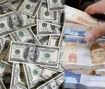 انٹر بینک مارکیٹ میں ڈالر کی قدر میں 25 پیسے کی کمی