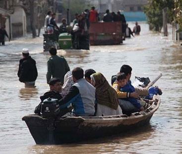 ایران میں سیلاب نے 19 افراد کی جان لے لی، 70سے زائد ذخمی