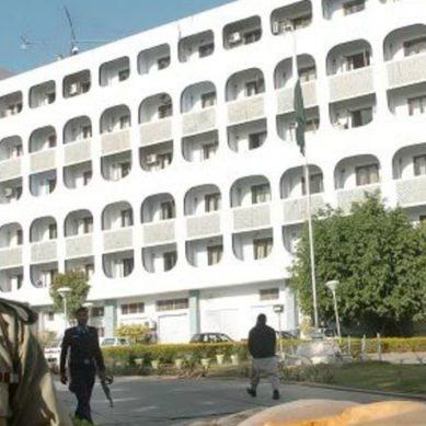 سمجھوتہ ایکسپریس کیس کا فیصلہ: بھارتی ہائی کمشنر کی دفتر خارجہ طلبی