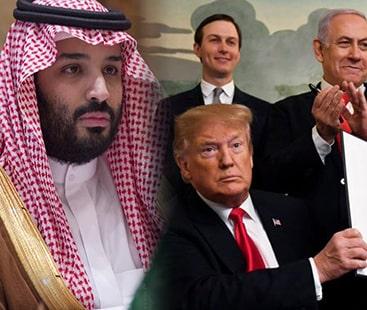 امریکہ نے گولان پہاڑیوں پراسرائیلی تسلط تسلیم کرلیا، سعودی عرب کی مذمت