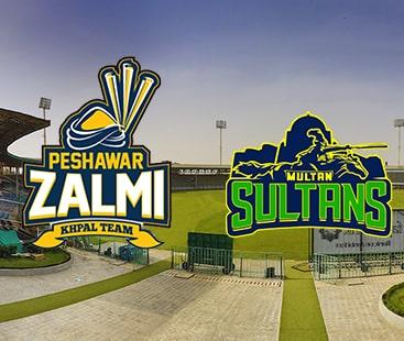 سنسنی خیز مقابلہ، پشاور زلمی نے سلطانز کو شکست دے دی