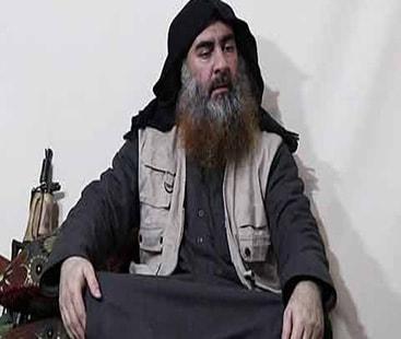 داعش کے سربراہ کا پہلا ویڈیو پیغام