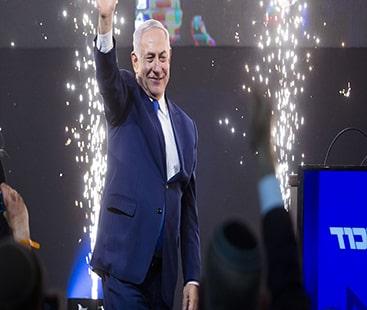 اسرائیل انتخابات، نیتن یاہو پانچویں بار کامیاب