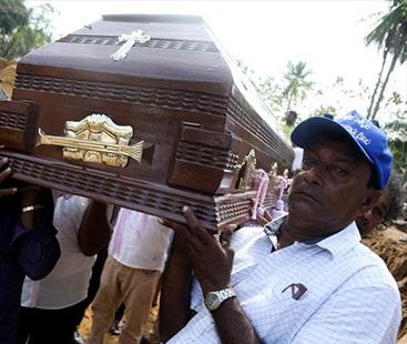 سری لنکا میں ہونے والے 8بم دھماکوں کی ذمہ داری داعش نے قبول کرلی
