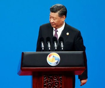 بیلٹ اینڈ روڈ منصوبہ گلوبل ٹریڈ کیلئے نیا پلیٹ فارم ہے، چینی صدر