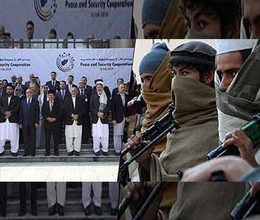 افغان حکام اور طالبان کے درمیان مذاکرات منسوخ