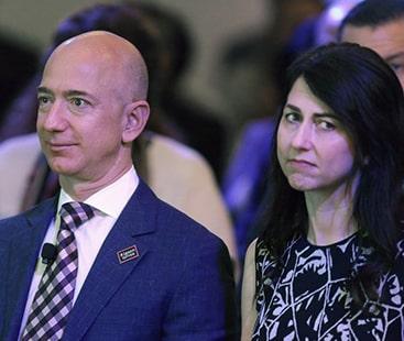 دنیا کے امیر ترین شخص کی 35 ارب ڈالر میں طلاق
