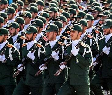 امریکا نے ایرانی فوج کو دہشت گرد قرار دے دیا