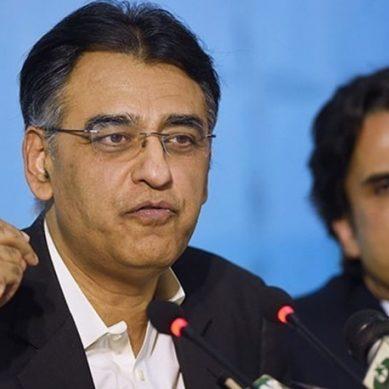 واں سال قومی معیشت بہتراور مہنگائی میں کمی ہوگی: وفاقی وزیر برائے منصوبہ بندی اسد عمر