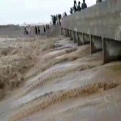 بلوچستان میں موسلادھار بارشیں اور سیلاب، 22 افراد جاں بحق