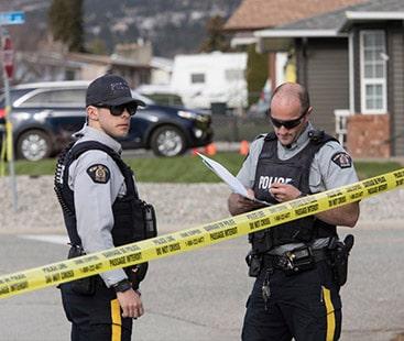 کینیڈا میں فائرنگ کے واقعات،  4افراد ہلاک