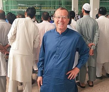 پاکستانیوں کے پیار بھرے پیغام، مارٹن کوبلر کے نام