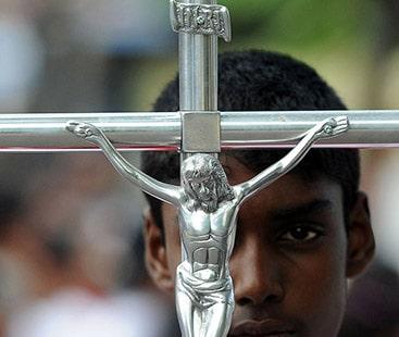 دنیا بھر میں آج مسیحی برادری گڈ فرائیڈے منا رہی ہے