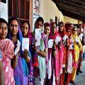 بھارت عام انتخابات کے دوسرے مرحلے کے لئے پولنگ کا عمل  شروع