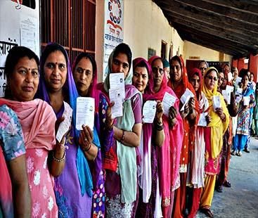بھارت میں انتخابات کا پانچواں مرحلہ ختم