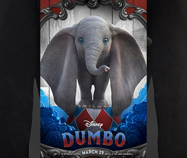 "ہالی وڈ فلم ""ڈمبو"" کا باکس آفس پرراج برقرار"