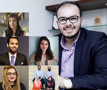 فوربز انڈر  30 کی فہرست میں نو کامیاب ترین پاکستانی نوجوان شامل
