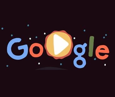 ارتھ ڈے پر گوگل نے بھی خصوصی وڈیو ڈوڈل متعارف کروا دیا