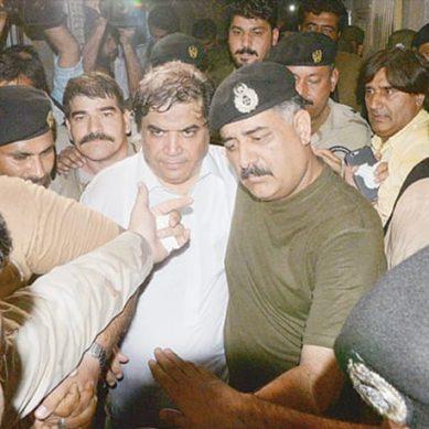 ایفی ڈرین کیس: حنیف عباسی کی سزا معطل، ضمانت منظور