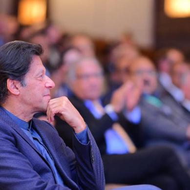 وزیر اعظم عمران خان ٹوئٹر پر دنیا کے نویں مقبول ترین لیڈر بن گئے