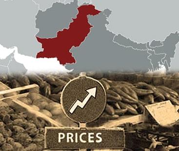 مہنگائی کی اوسط شرح بڑھ کر 19.01 فیصد پر