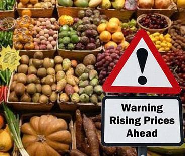 مہنگائی بم: رمضان سے قبل ہی سبزیوں، گوشت اور پھلوں کی قیمتیں آسمانوں پر