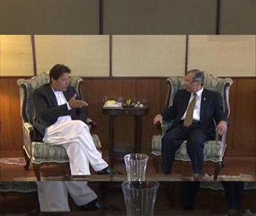 وزیر اعظم اور سابق چیف جسٹس 2 مئی کو مہمند ڈیم کا سنگ بنیاد رکھیں گے